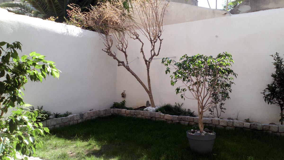 Le jardin interieur